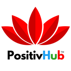 Logo PositivHub social platform of NGOs to transform the world